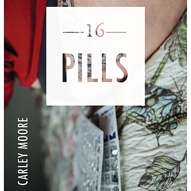 @fragmentedsky Buy my essay collection, 16 Pills Link Thumbnail | Linktree