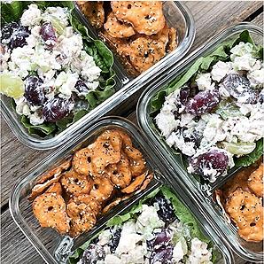 1 SmartPoint Everyday Chicken Salad Recipe