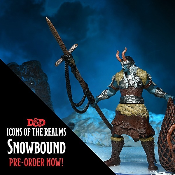 WizKids Official D&D Icons of the Realms: Snowbound Link Thumbnail | Linktree