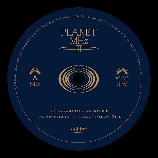 Yanamaste / Augusto Taito / Draugr / Kaiser - Planet MHz III [MHZV003] ➣ Buy Digital
