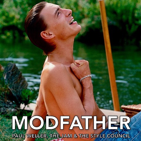BOOK: Modfather: Paul Weller, The Jam & The Style Council