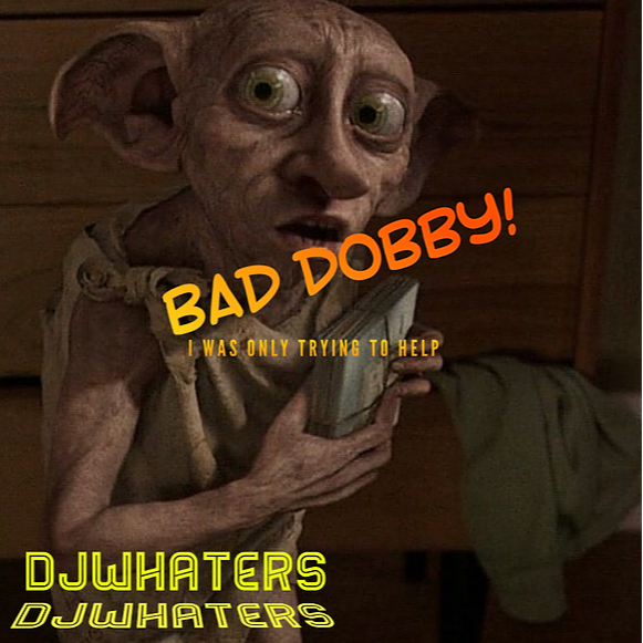 @DJWhaters Bad Dobby Link Thumbnail | Linktree