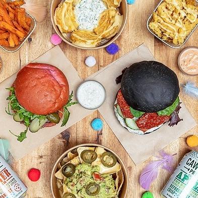 Vegan Burger Bar (VeganBurgerBar) Profile Image | Linktree