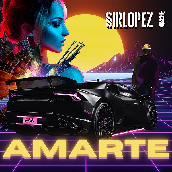 @sirlopezmusic AMARTE - SIRLOPEZ / Napster Link Thumbnail | Linktree