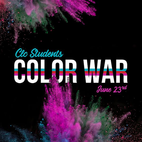 Color Wars RSVP (June 23)