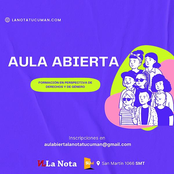 @AulaAbiertaLaNota Profile Image | Linktree