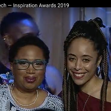 @afrolez Breakthrough Inspiration Awards Acceptance Speech Link Thumbnail | Linktree