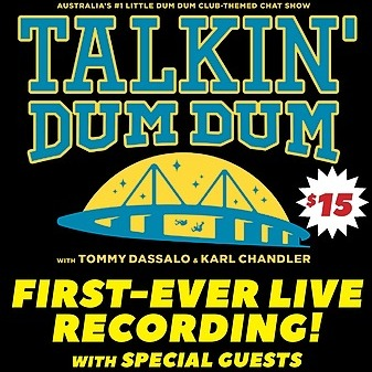 @goodchatcomedy Get tickets to Talkin' Dum Dum Live [Aug 7] Link Thumbnail | Linktree