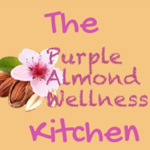 The Purple Almond Wellness Kitchen Website
