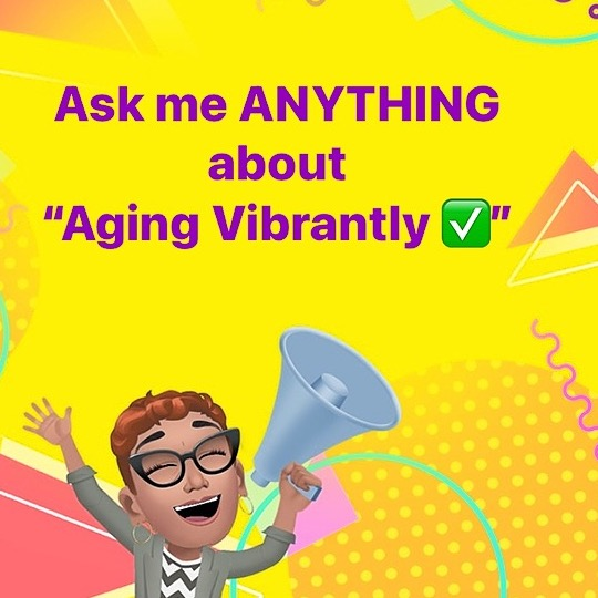 """@MarcyCodyRN Ask me about """"Aging Vibrantly"""" 🏌🏾♀️  Link Thumbnail 