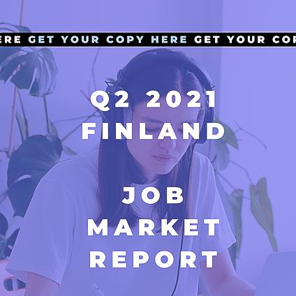 @amplaffy Finland Job Market Report Q2 2021  Link Thumbnail | Linktree