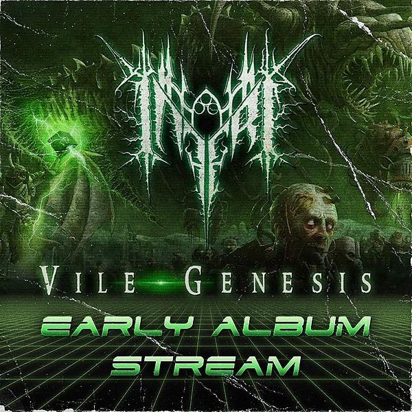 @inferi_official VILE GENESIS ALBUM STREAM Link Thumbnail   Linktree