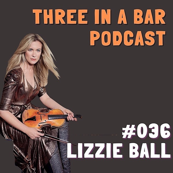 Three in a Bar podcast interview