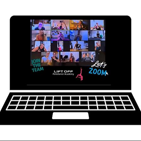 @liftoffpoledance Online LIVE Klassen via ZOOM Link Thumbnail   Linktree