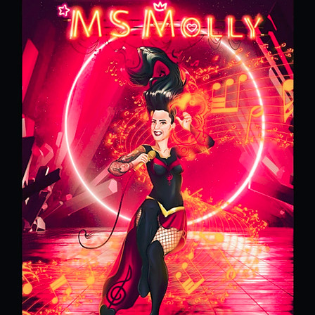 Who the Funk is Ms. Molly OFFICIAL RELEASE - LIVE OUT LOUD  Link Thumbnail | Linktree