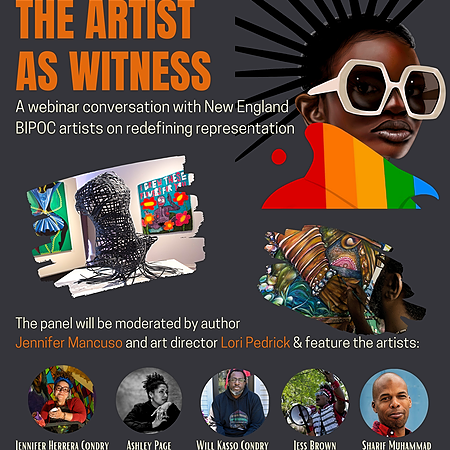 The Artist as Witness Webinar