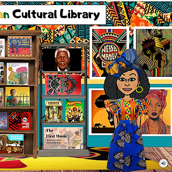 Miss Hecht Teaches 3rd Grade Africa Link Thumbnail | Linktree
