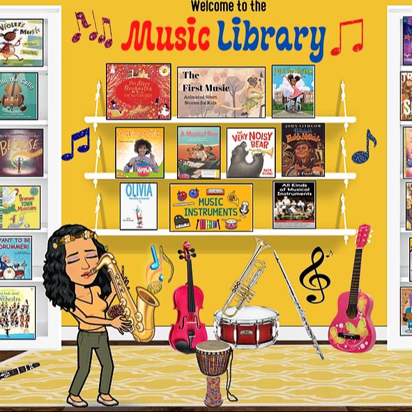 Miss Hecht Teaches 3rd Grade Music Link Thumbnail | Linktree