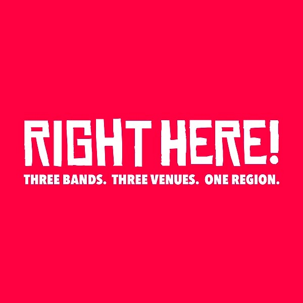 RIGHT HERE! (RIGHTHERETOUR) Profile Image   Linktree
