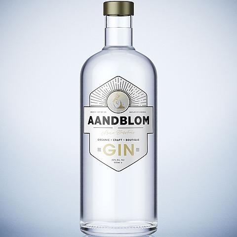 Order Aandblom Gin by Arno Carstens
