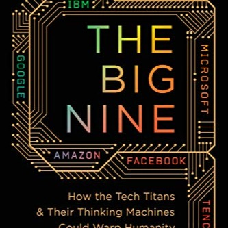 My book on the future of AI: The Big Nine