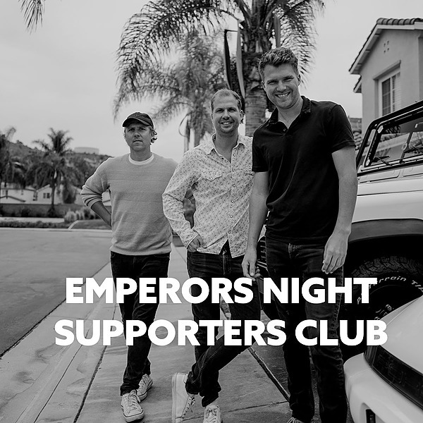 @emperorsnight Emperors Night Supporters Club (Podcast Access) Link Thumbnail | Linktree