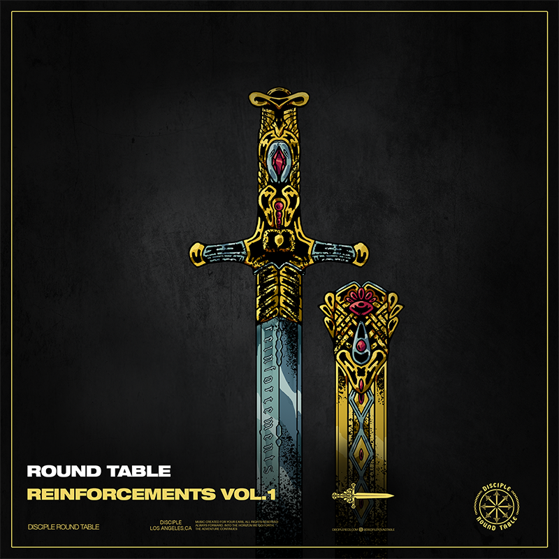 Round Table Reinforcements Vol. 1 [OUT NOW]