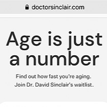 @lifespanbook Know your biological age  Link Thumbnail   Linktree