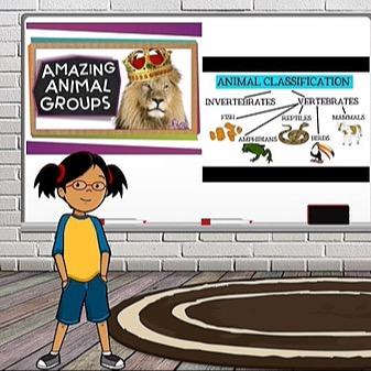 @RebeccaAllgeier Animal classifications Link Thumbnail | Linktree
