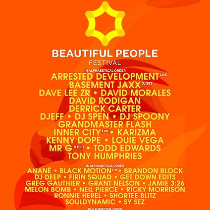 @Zrecordsuk Beautiful People Festival 2021 Link Thumbnail | Linktree