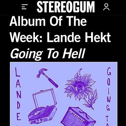stereogum album of the week