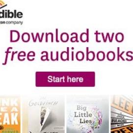 @geauxgetlit Get Two Free Audiobooks Audible Link Thumbnail | Linktree