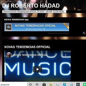 DJ HADAD BLOG DJ ROBERTO HADAD Link Thumbnail | Linktree