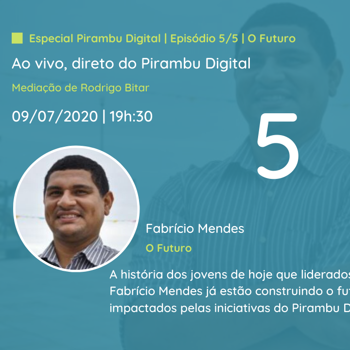 Especial Pirambu Digital | Episódio 5/5 | O Futuro