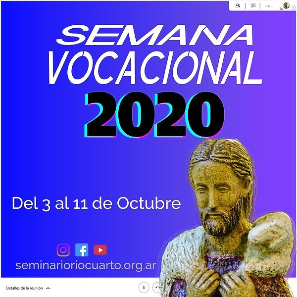 @semanavocacional2020 Profile Image | Linktree
