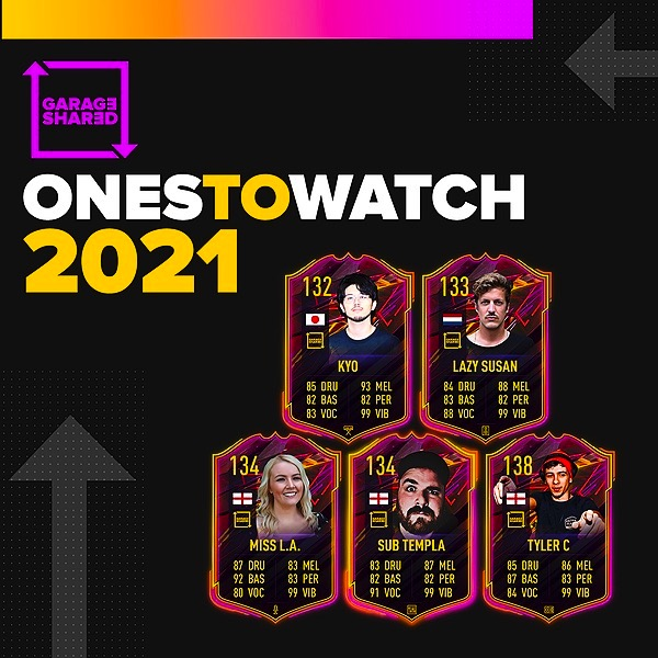 kyo Garage Shared Ones to Watch 2021 Link Thumbnail   Linktree