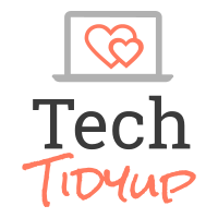 Tech Tidyup Website