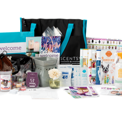 Join as an Independent Scentsy Consultant