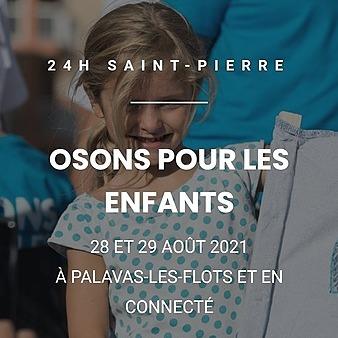 """@CeciLya33710 Cagnotte en faveur des enfants """"Fondation Saint-Pierre""""  Link Thumbnail   Linktree"""