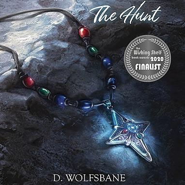 @dwolfsbane Book 1: The Hunt Link Thumbnail | Linktree