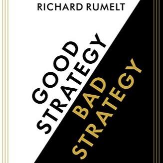 """#08 Rodrigo Paiva - livro """"Good Strategy Bad Strategy"""""""