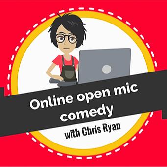 @3blindmen Online Open Mic with Chris Ryan Link Thumbnail   Linktree