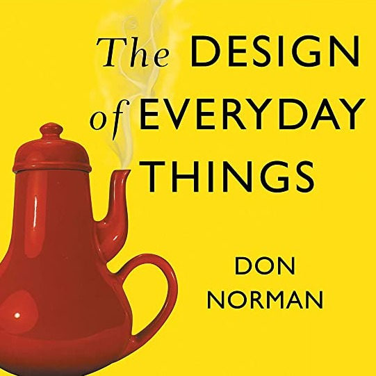 "#11 Jonny Czar - livro 1 ""The Design of Everyday Things"""