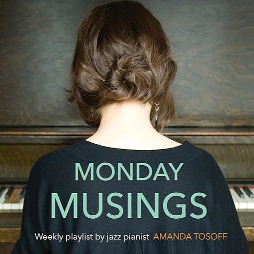 Amanda Tosoff Music Monday Musings Weekly Playlist Link Thumbnail | Linktree