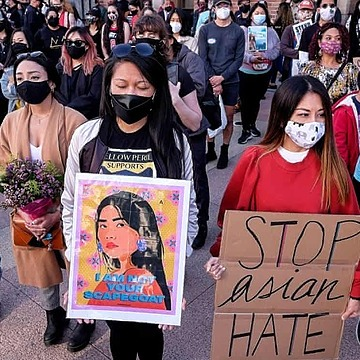 Asian Americans reported '3,800 hate-related incidents' during pandemic