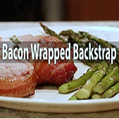 Bacon-Wrapped Backstrap