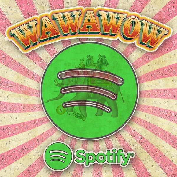 @wawawow Listen on Spotify Link Thumbnail | Linktree