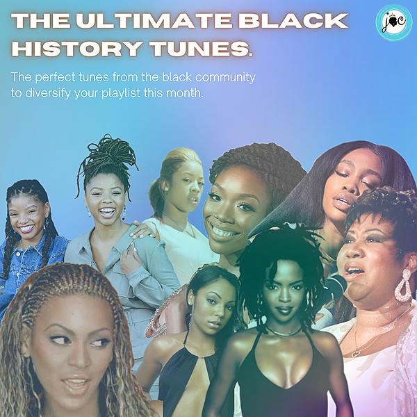 🤎 BLACK HISTORY MONTH SPOTIFY PLAYLIST! 🤎