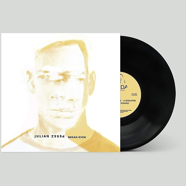 """Julian Perez Snippets and pre-sale links of the forthcoming Julian Perez - """"BREAK-EVEN"""" LP 🎚 Link Thumbnail 