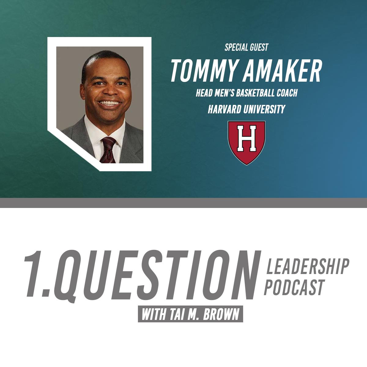 Spades Media Group Tommy Amaker | Head Men's Basetball Coach | Harvard Link Thumbnail | Linktree